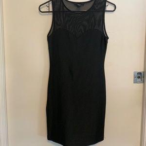 Dress, black, party,